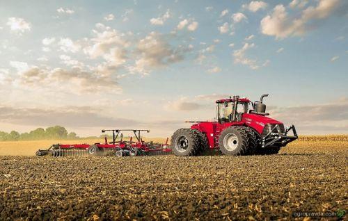 Украинский агрохолдинг закупит крупнейшую партию самых продвинутых тракторов Case IH