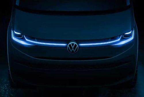 Volkswagen анонсирует появление гибридного Transporter T7