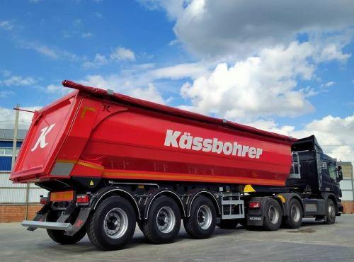 """""""Скания Украина"""" стала партнером Kässbohrer  - Scania"""