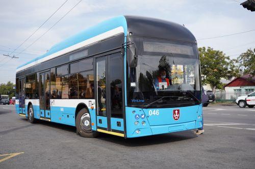В Виннице планируют выпустить еще 10 троллейбусов PTS-12