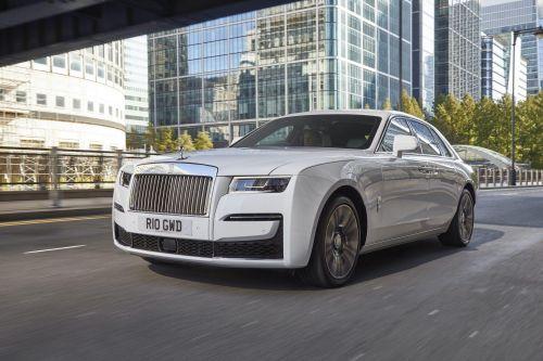 Rolls-Royce установила рекорд по продажам в мире за всю 116-летнюю историю