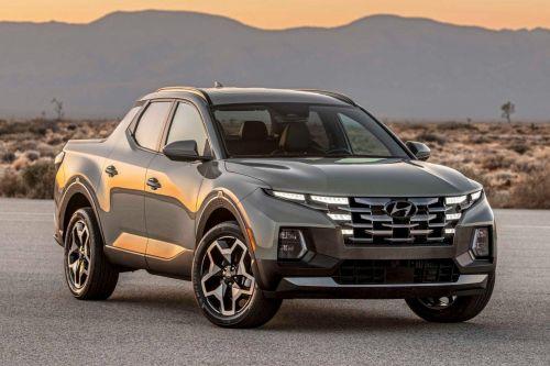Hyundai представил пикап Santa Cruz