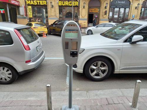 В Киеве начали тестировать автоматическую фотофиксацию нарушений парковки. Как это работает