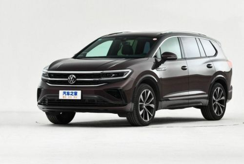 Volkswagen представил самый крупный внедорожник в своей гамме