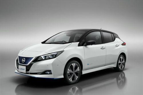 В Украине объявлены цены и стартовал прием заказов на официальные Nissan LEAF