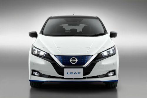 В Украине объявлены цены на официальные Nissan LEAF - Nissan