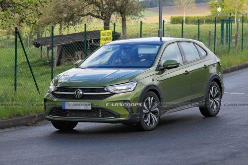 Volkswagen готовится выпустить на европейский рынок бюджетный компактный кроссовер - Volkswagen