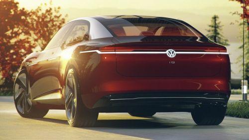 Cupra готовит электроседан по мотивам Volkswagen ID. Vizzion - Cupra