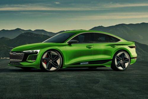 У Audi новый тренд - самые мощные версии теперь будут электрические RS - Audi