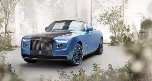 Rolls-Royce возрождает традицию заказных кузовов