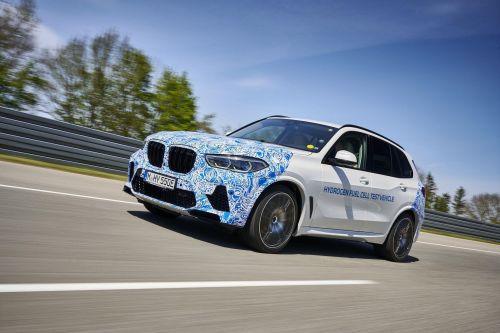 Водородные BMW начали тестировать дорогах общего пользования - BMW
