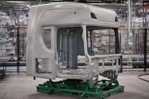 Scania начала производство кабин увеличенной длины