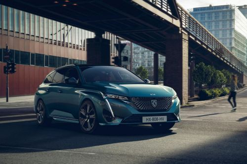 Peugeot представила новый универсал 308