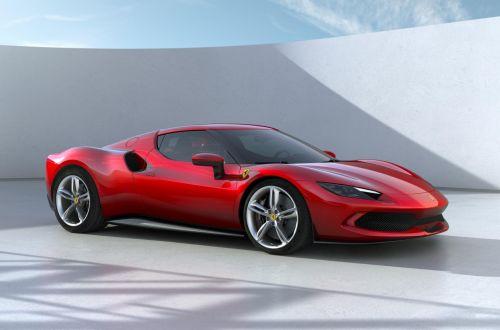 Ferrari переходит на двигатели V6 - Ferrari