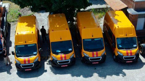 ДТЭК переходит на технику Peugeot - Peugeot