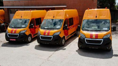 ДТЭК переходит на технику Peugeot