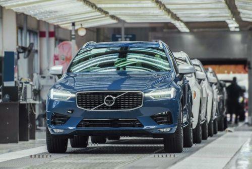 Volvo выкупит долю Geely в совместных предприятиях в Китае