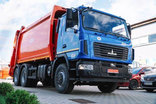 На шасси МАЗ 6312 популярны 22-кубовые мусоровозы. В чем их преимущества
