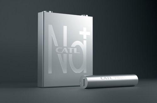 в Китае представили первые натрий-ионные аккумуляторы для электромобилей