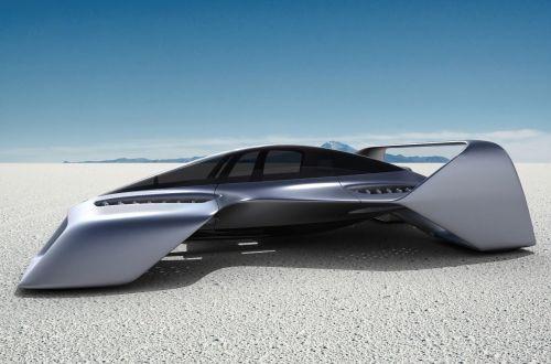 Летающий автомобиль Leo сможет разгоняться до 400 километров в час