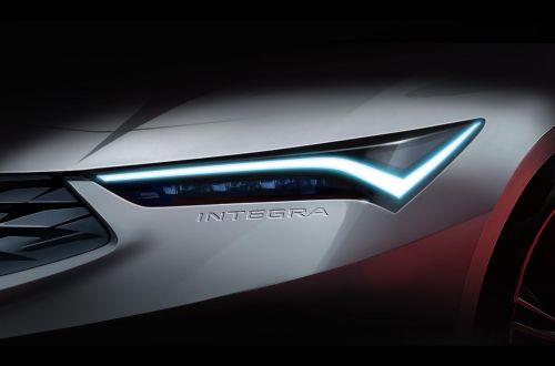 Acura вернет в модельный ряд Integra