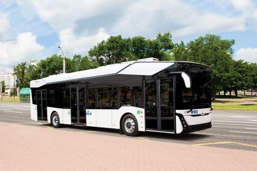 МАЗ готовит беспилотный автобус - МАЗ