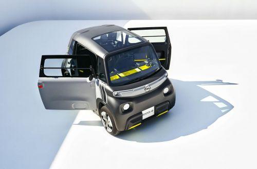 Opel представил электромобиль за 7000 евро
