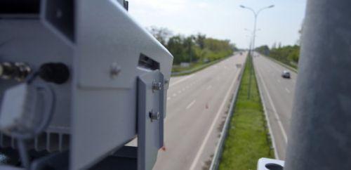 В Украине появились еще 17 камер автоматической фиксации нарушений ПДД - камер