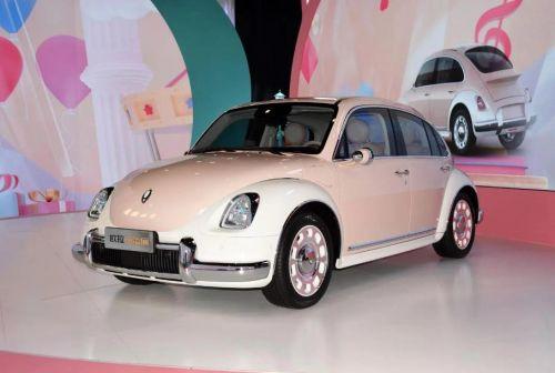 Great Wall решился выпустить реинкарнацию Volkswagen Beetle - Great Wall