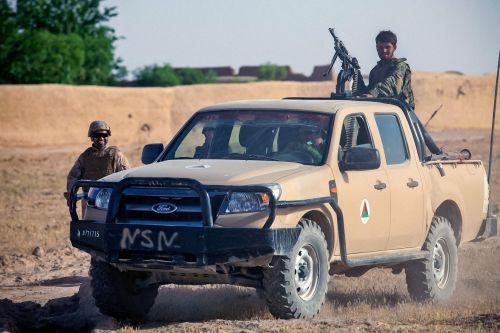 США бросили в Афганистане десятки тысяч армейских авто
