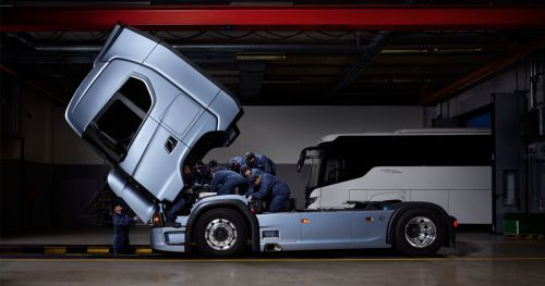 Сервисные контракты Scania становятся еще выгоднее