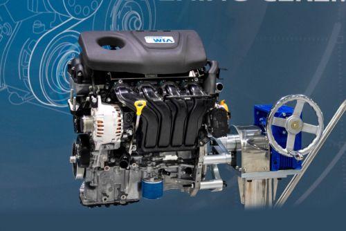 Hyundai открыла моторный завод в России