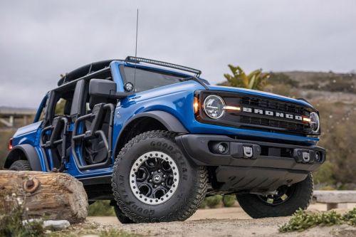 Ford рассекретил статистику, сколько заказывают внедорожник Bronco с механической КПП - Ford