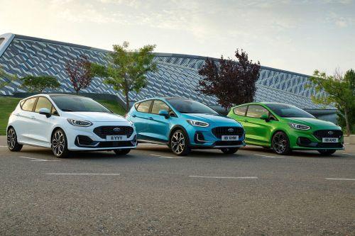 Ford обновил линейку Fiesta