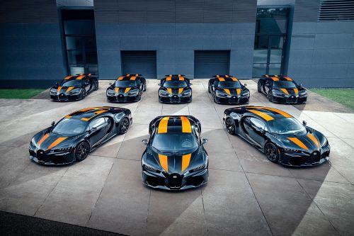 Bugatti показала гиперкар за 3,5 млн евро