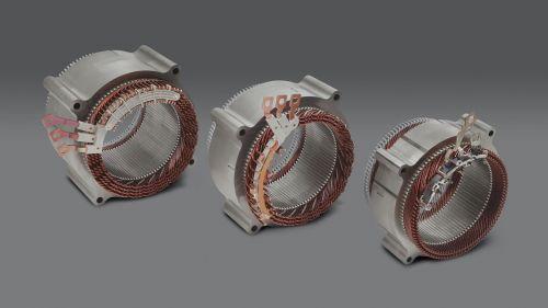 GM показала три новых силовых установки для будущих электрокаров