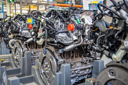 Российский завод ПСА начал экспортировать двигатели в Европу