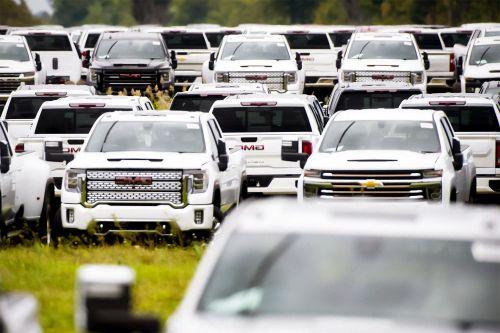 General Motors теряет лидерство на рынке США