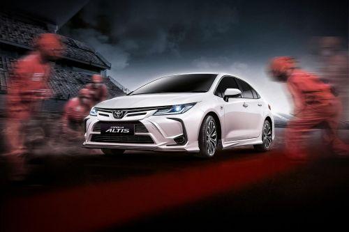 Toyota попробует сделать у Corolla спецверсию с более спортивным стилем