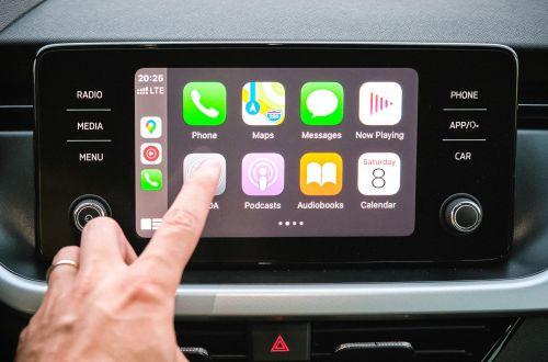iPhone смогут управлять климатом автомобиля - Apple