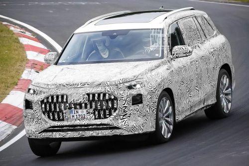 Audi уже испытывает флагманский внедорожник Q9