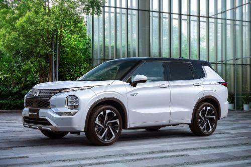 Каким будет новое поколение Mitsubishi Outlander PHEV