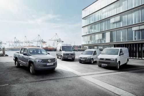 Украинский рынок легкого коммерческого транспорта LCV вышел в «плюс»