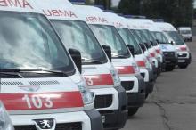 """Министерство охраны здоровья так и не получило 554 автомобиля """"скорой помощи"""""""