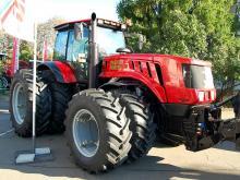 В Украине перестали регистрировать сельхозтехнику