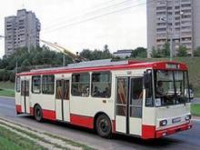 Украинские города активизировали закупки городского транспорта - троллейбус