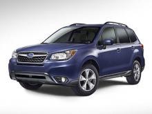 Подробности о новом поколении Subaru Forester  - Subaru