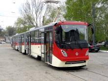 Киевпастранс сократил 180 единиц на линиях городского транспорта
