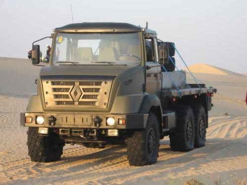 Renault Truck Defense сменила название на загадочное Arquus