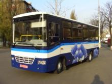 Корпорация «Эталон» анонсировала цены на автобусы класса Евро 3 - Эталон